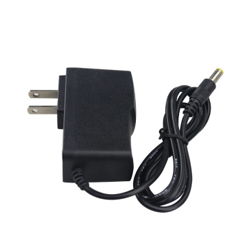 Wall Adapter 12VDC0.5A With Light 5.5*1.7mm Yellow Tip