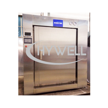 High Vacuum Drying Machine