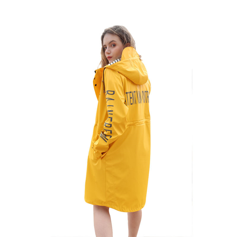 High Quality PU Raincoat02