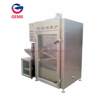 Automatic Sausage Smoker Smoking Machine Smoked Furnace