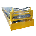 Customized profile metal roofing machines for sale color steel step