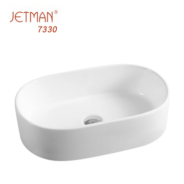 shampoo white sanitary ware porcelain ceramic pedicure bowl basin