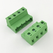 24-12AWG 4pin male to female terminal block