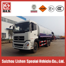 25000L Water Truck Export to Africa