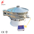 High static iron powder ultrasonic vibrating sieve separator