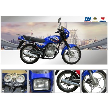 HS125-9D New Design 125CC Gas Motorcycle