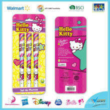 Hello Kitty 3 Piece Ballpoint Pen