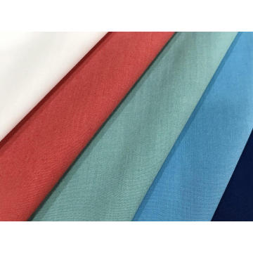 45s*45s 60/40 133*72 CVC Plain Dyed Fabric