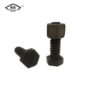 Trapezoidal Thread Bolts Coarse Thread Bolts
