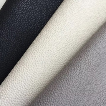 Eco Lichee Vegan Pu Imitation Leather for Shoes