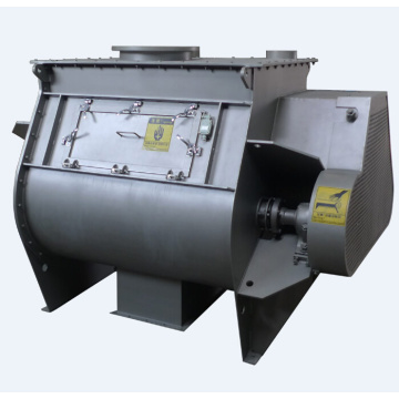High Mixing Uniformity Flour Feed Mixer for Pet Food and Fish Feed