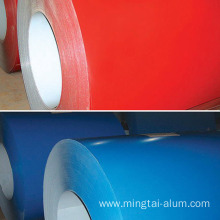 henan mingtai aluminum color coated aluminum sheet panel price per ton in Vietnam