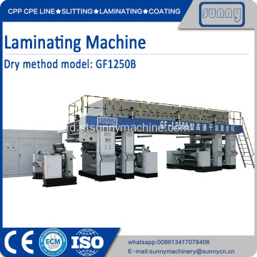 Metode Dry Automatic Laminating Machine