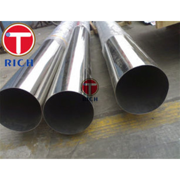 shaped stainless steel tubes