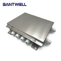Stainless steel electronic junction box of load cell
