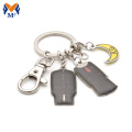 Factory Bulk Personalized Custom Printed Keychains
