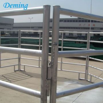1.48m Highx2.65m Wide Cheap Price Galvanized Cattle Fence