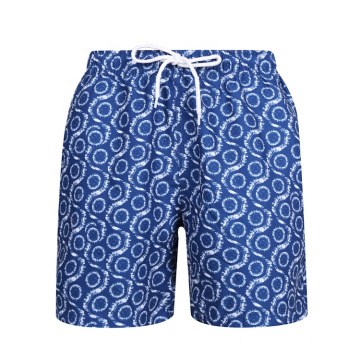 Casual Custom Swimming Trunks for Men Logo Shorts