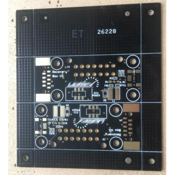 2 layer pcb board thickness