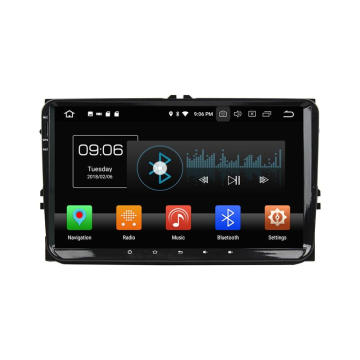 I-Octa Core 32G Head Unit VW yendawo yonke