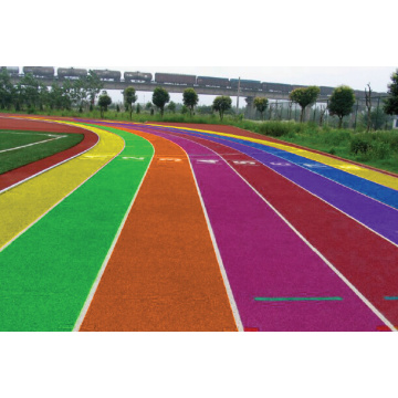 Anti-yellowing Low Price Polyurethane Glue Binder Adhesive Courts Sports Surface Flooring Athletic Running Track