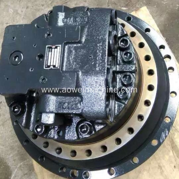 Case KRA1426 travel motor KRA10120 excavator final drive