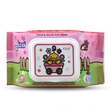 Skin-friendly Sensitive Skin Baby Wet Wipes
