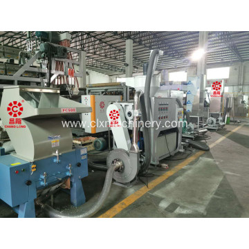 Wastage Film Recycling Granulator