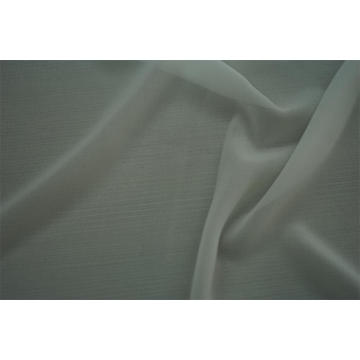 100% Polyeser Snow Flower Wave Crepe Fabric