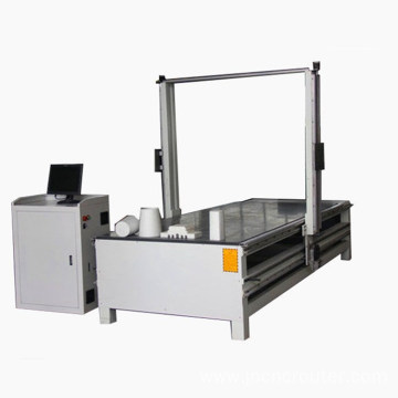 hot wire foam model cutting machine
