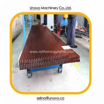 High Loading Galvanized U Channel