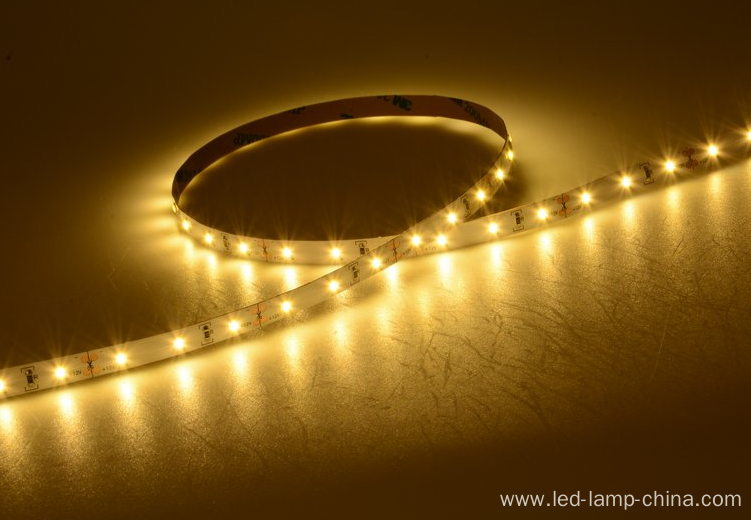 Warm white flexible LED Tape 3528