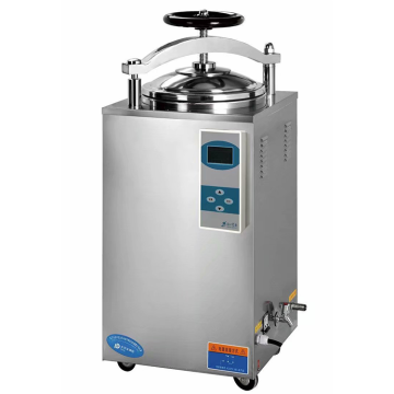 50L vertical steam sterilizer autoclave for sale