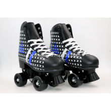 New roller skates with four wheels