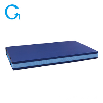 Blue Gymnastics landing Sports Gym Mat
