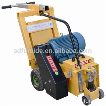 Walk-behind Small Uesed Asphalt Road Milling Machine for Creating Grooves FYCB-250D