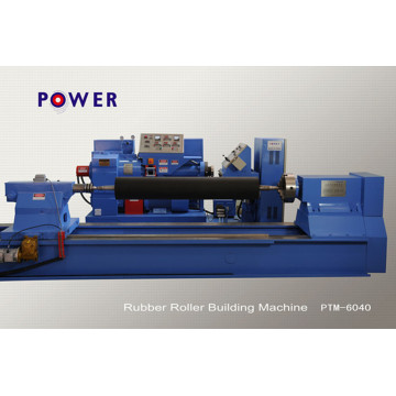 Printing Rubber Roller Wrapping Machine