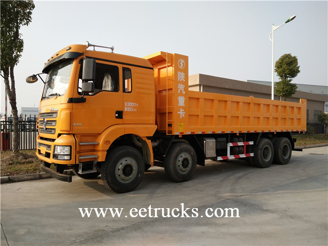 12 Wheeler Dump Trucks
