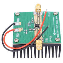 Electrical Equipment magnetic contactor RF2126 RF Power Amplifier 400‑2700MHz 2.4GHZ 1W Amplifier with Heatsink contator