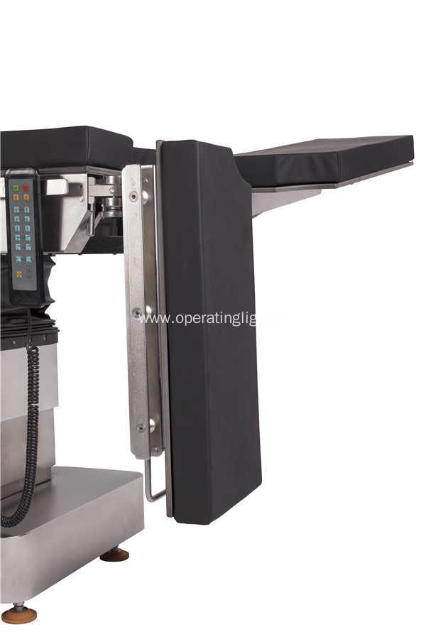 Electro hydraulic operation OT table