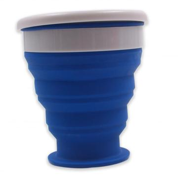 The collapsible coffee cup