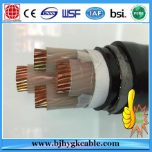 DC 4 Core 35mm2 Copper Electrical Cables