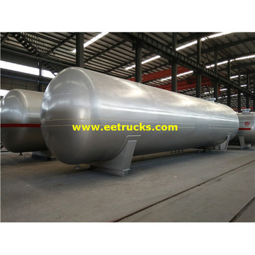 100cbm Domestic Propane Gas Bullet Tanks