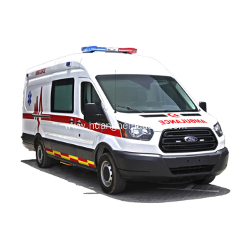 Automatic Ambulance Vehicle Hospital