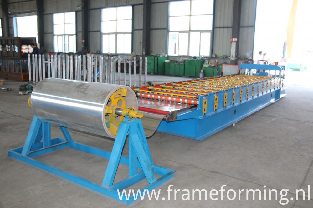 glazed tile making machine46