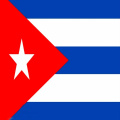 oem big cuba flag beach towel