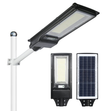 Energy Saving Outdoor 200w integrated solar Street Lamp