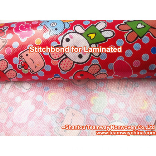 RPET Stitchbond Nonwoven Fabric for Bags