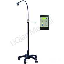 led medical gooseneck mobile examination light