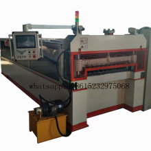 Expanded metal  formwork mesh machine